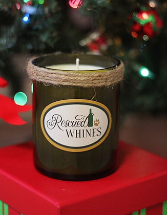 Rescued Whines Candle