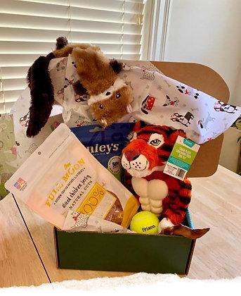 Santa Paws Medium/Large Gift Box