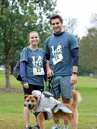 Canine Crawl Shirt & Walk Combo