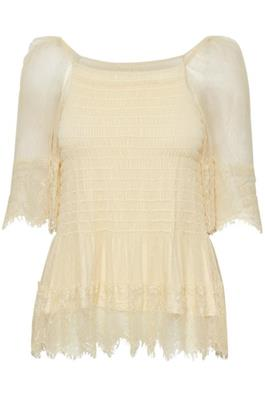 Katrina Blouse Cream