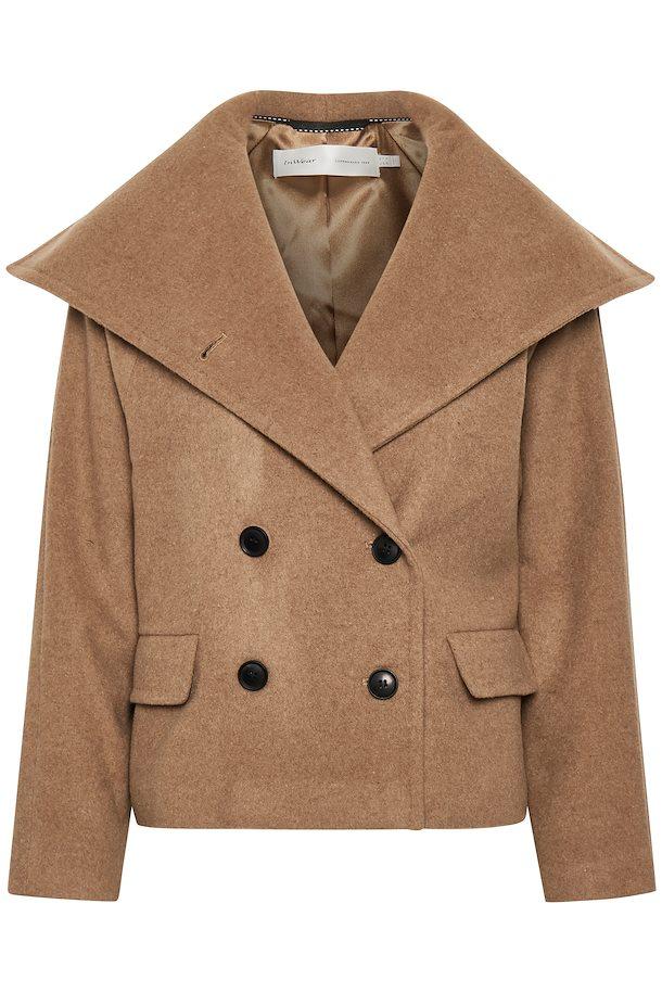InWear - Caramel Short Coat