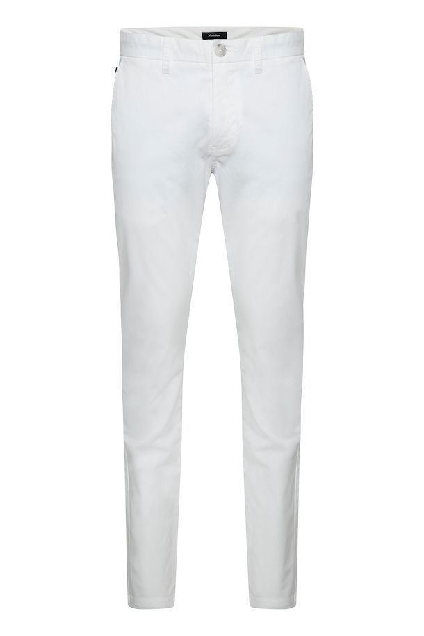 Matinique White Chino Pant