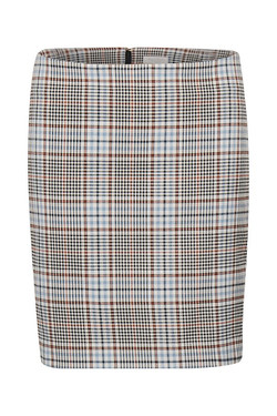 Part Two - Multicolor Stines Skirt