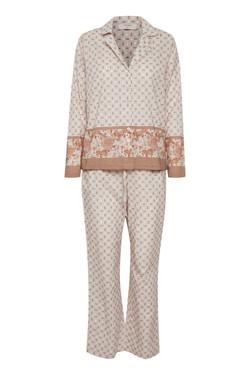 Cream - Light Beige Nightwear