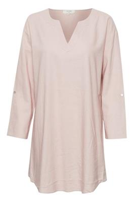Esta Cream Pink Tunic