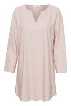 Esta Cream Pink Tunic