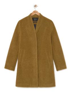 Nice Things - Basic Sherpa Coat