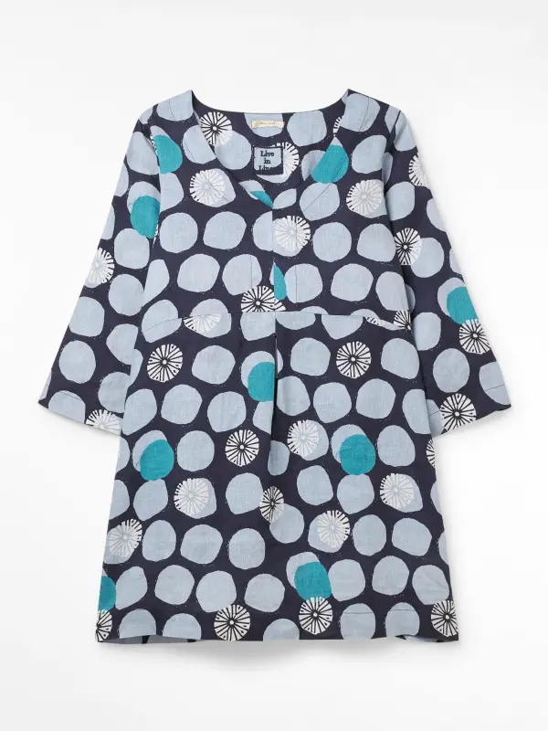 White Stuff Bailey Tunic Ink