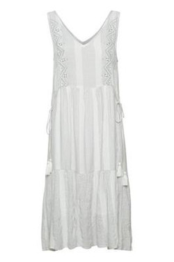 Maddie Cream Dress