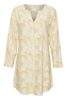 Esta Cream Tunic