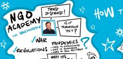 Graphic Recording Covid Pandemic Keynote