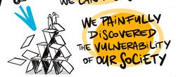 Graphic Recording Covid Pandemic Vulnera