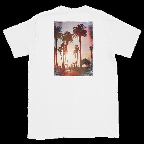 OFFSITE PALM TREE Gildan 64000 Unisex Softstyle T-Shirt