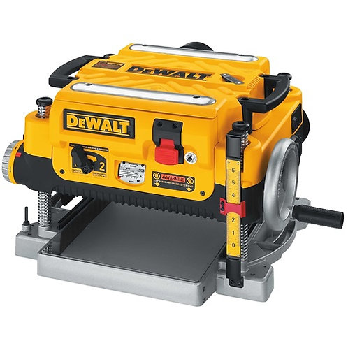 DEWALT 330mm Three Knife, Two Speed Portable Thickness