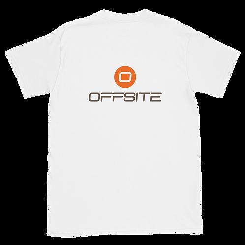 OFFSITE Gildan 64000 Unisex Softstyle T-Shirt (BACK PRINT)