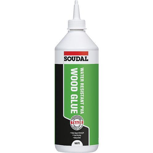 SOUDAL Water Resistant PVA Wood Glue