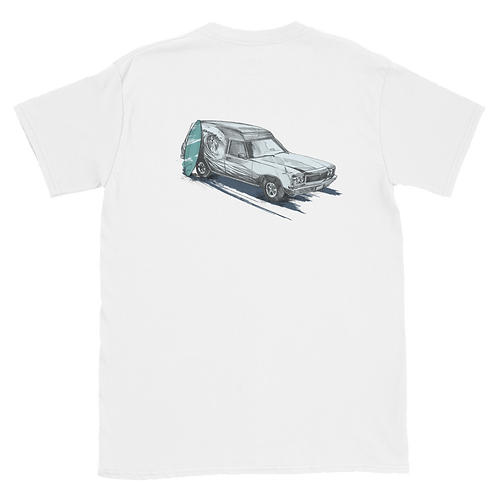 OFFSITE SANDMAN PANELVAN Gildan 64000 Unisex Softstyle T-Shirt