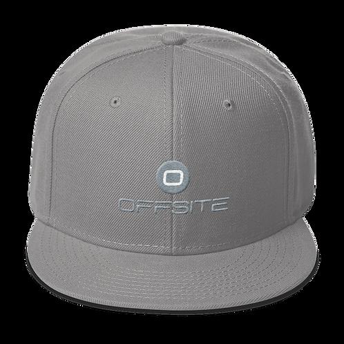 OFFSITE Otto Cap 125-978 - Wool Blend Snapback