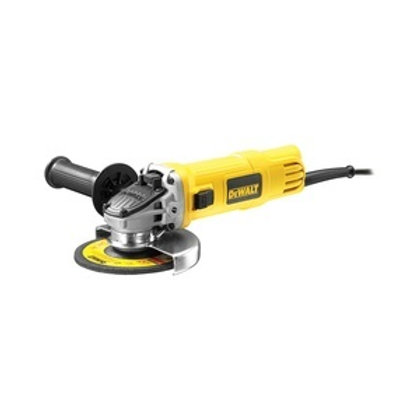 DEWALT  900W - 125mm Slide Switch Small Angle Grinder