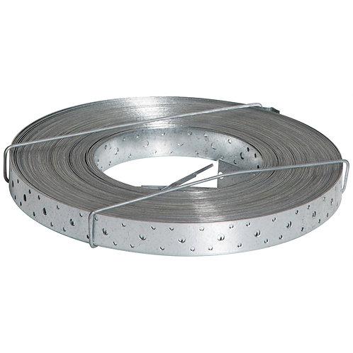 Hoop Iron - Galvansied