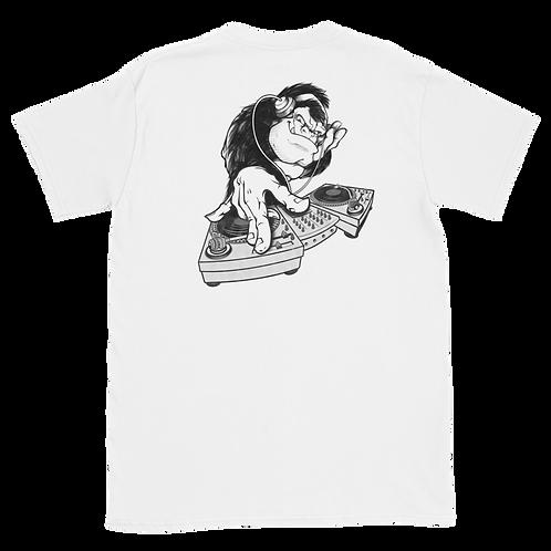 OFFSITE DJ GORILLA Gildan 64000 Unisex Softstyle T-Shirt