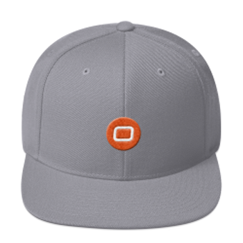 OFFSITE SMALL LOGO Otto Cap 125-978 - Wool Blend Snapback