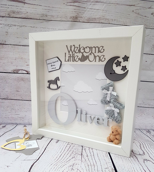 Personalised baby frame letter frame baby frame baby gift personalised baby frame letter frame baby frame baby gift christening negle Choice Image
