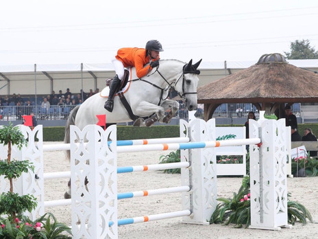 CSI*,** en YH - Tops, 4-6 september