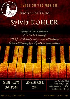 affiche Sylvia KOHLER.png