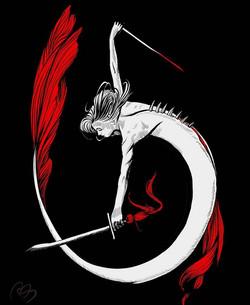 Sword Dance Mermaid