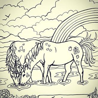 Unicorns and Rainbows!