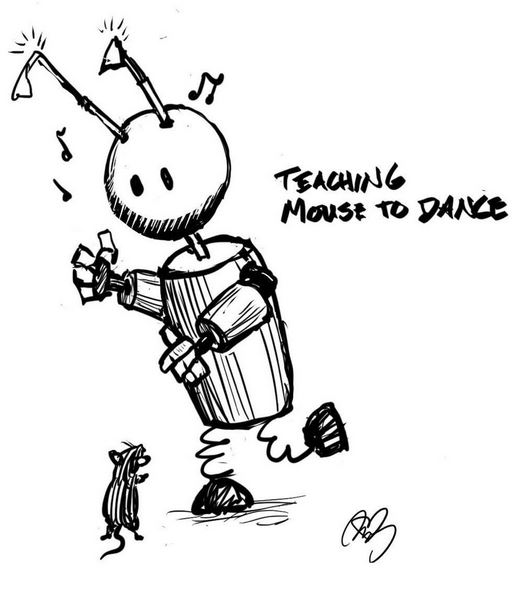 Dancing with Mouse