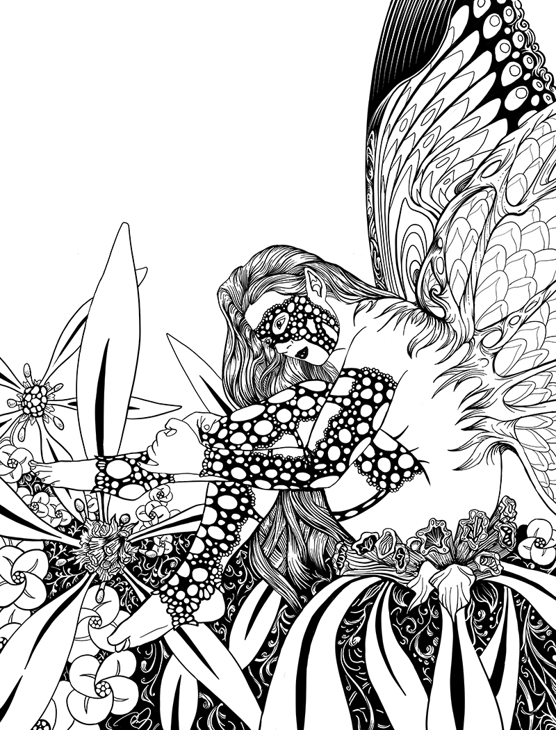 Monarch Fairy