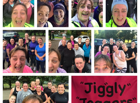 Jiggly Joggers