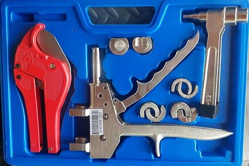 Set herramientas pex 12-25