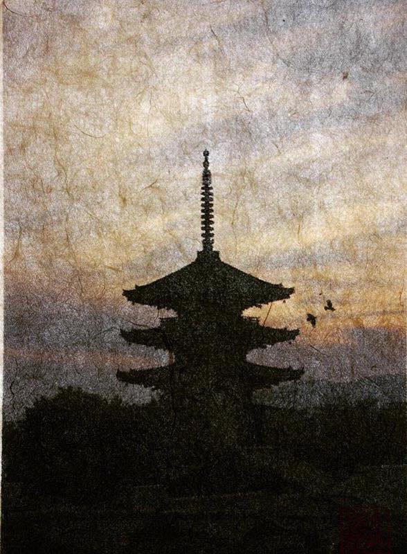 Yasaka Pagoda, Higashiyama