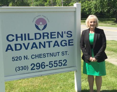 Kathy Regal, CEO Children's Advantage