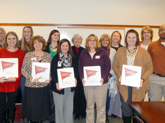 School Counselors Receive Red Flags Training