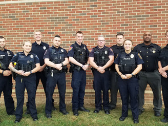 Officers Complete Crisis Intervention Team Training