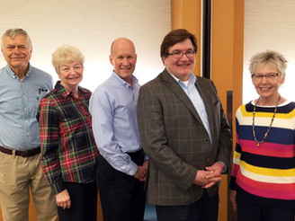 Retirement Reception: Joel Mowrey, PhD