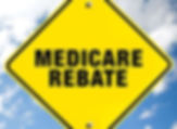 Medicare Rebates