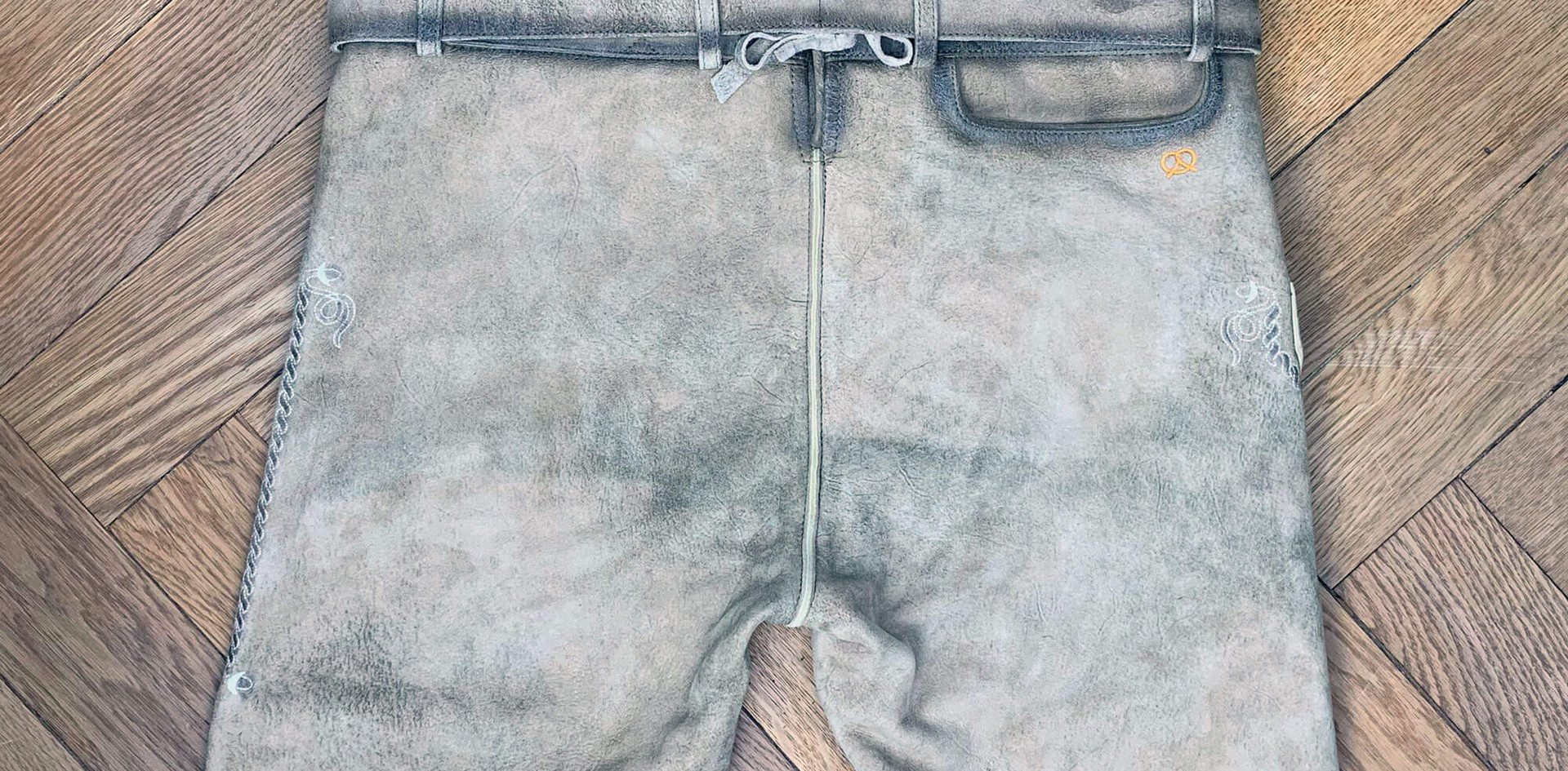 Lederhose Light - back