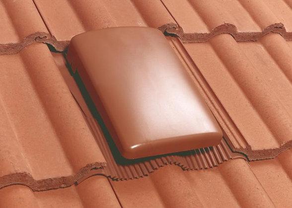 Klober UPVC Universal Tile Vent Terracotta
