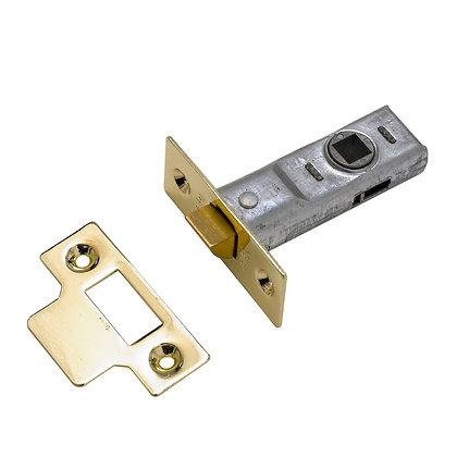 Yale M888 Tubular Mortice Latch Brass 64mm
