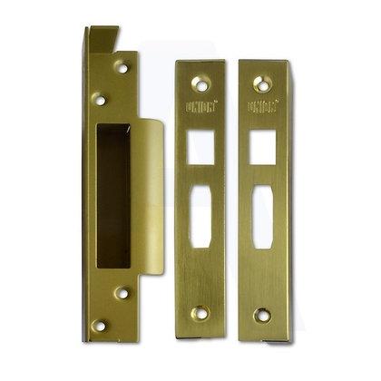Union J2200REB Rebate Kit Sashlock Brass 13mm