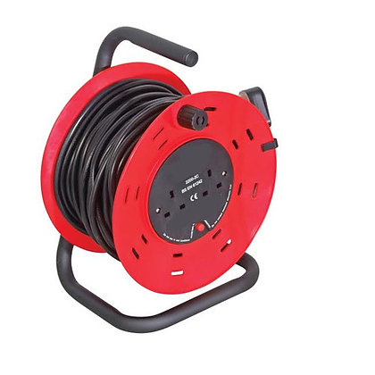 Cable Extension Reel 240V 25m