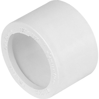 Solvent Weld Reducer White 40mm / 32mm