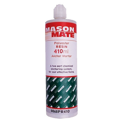 Masonmate Styrene Free Polyester Resin Anchor 165ml