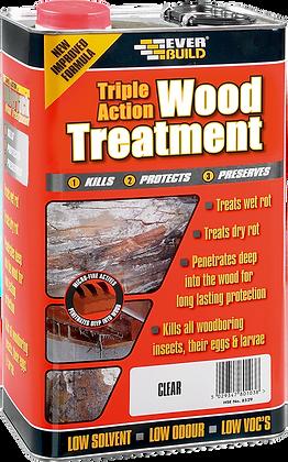 Lumberjack 3-in-1 Wood Treatment 5L