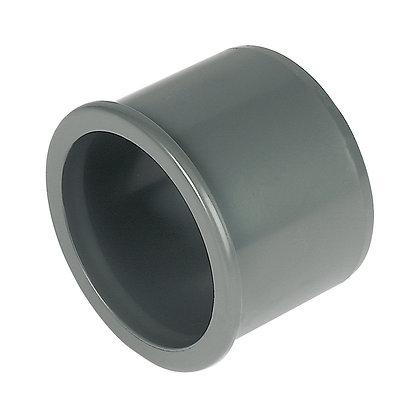 Pushfit Waste Socket Reducer Grey 54mm - 32mm